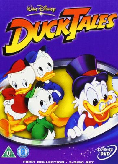 Ducktales - First Collection DVD Neu DVD (BUA0044601)