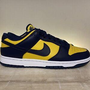 Nike Dunk Low Michigan Size 11