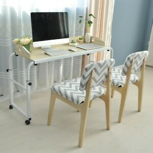 Outstanding Details About Adjustable Overbed Sofa Table Couch Laptop Table Portable Computer Office Desk Short Links Chair Design For Home Short Linksinfo