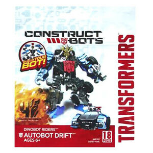 Transformers age of extinction construct bots dinobot - Autobot drift transformers 5 ...