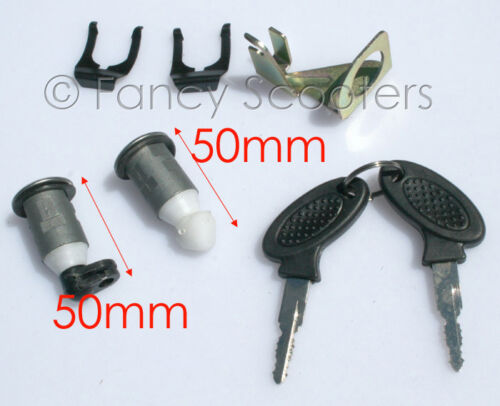 Ignition Key Set for ROKETA,SUNL,NST PEACE SPORTS TPGS-808 150cc GAS SCOOTER