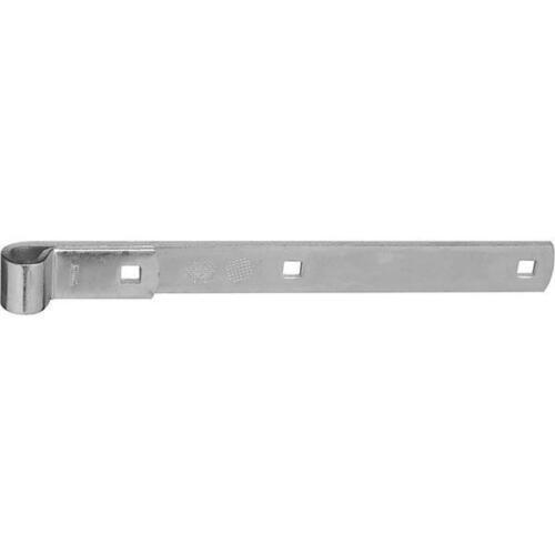 "10 Pk Steel Zinc Plated 12/"" Long Farm Gate Hinge Strap N130765"