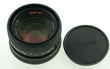 ZEISS Planar 1,4/50 50 50mm F1,4 1,4 HFT Rollei QBM Rolleiflex SL350 top mint