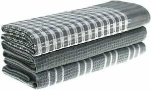 3Pack-100-Cotton-Waffle-Weave-Kitchen-Towel-18x26-Quick-Dry-Cleaning-Dish-Towels