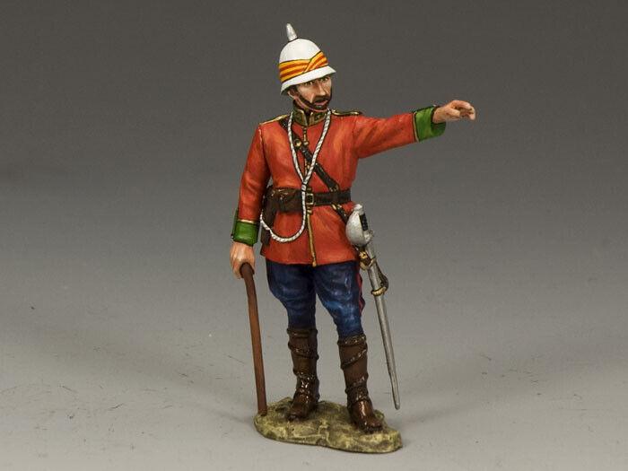 King & Country Sons von Empire SOE013M Ludhiana Sikhs Regt. Britisch Offizier
