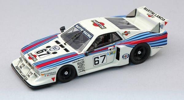 Lancia Beta Montecarlo #67 47th Lm 1981 Gabbiani / Pirro 1:43 Model BEST MODELS