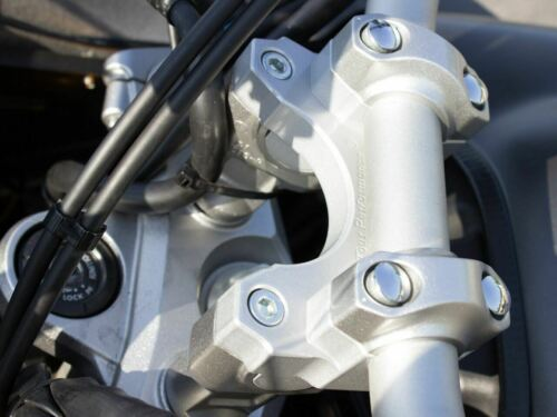 HeliBars Tour Performance handlebars riser for Yamaha Super Tenere 2014-onwards