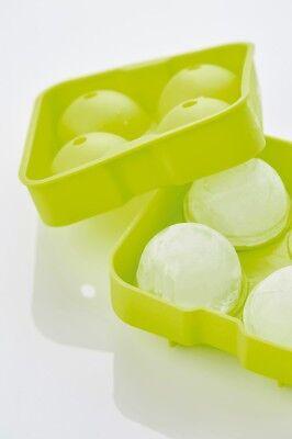 Ice Balls XXL eiskugelform silicona eiswürfelform eiskugeln para un whiskey eisbälle