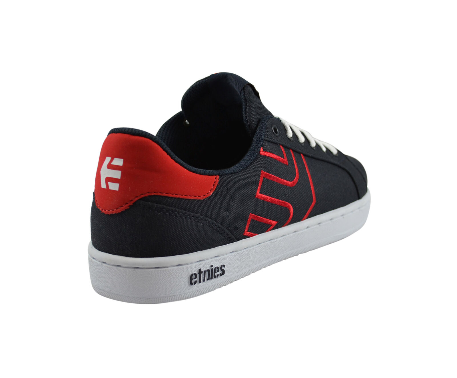 Etnies Fader LS navy rot Weiß Skater blau rot Schuhe Schuhe Schuhe Turnschuhe blau 0fbf1a