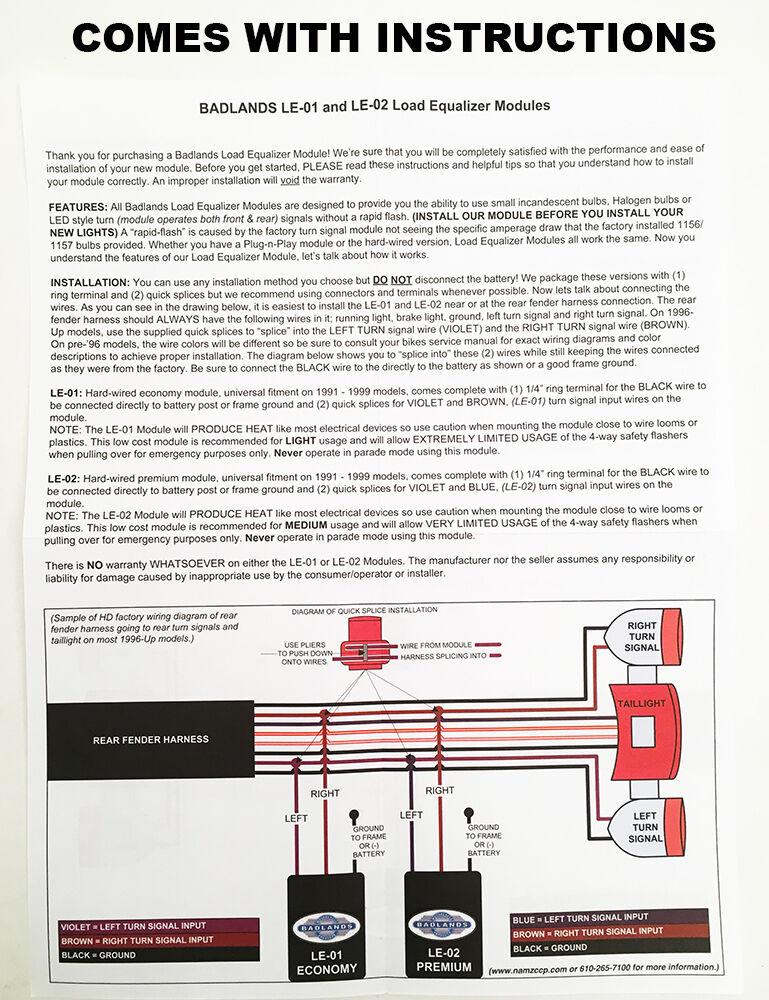 Badlands 12v Turn-signal Indicator Load Equalizer Module Controller on badlands winch solenoid wiring, badlands winch wiring kit, badlands logo, badlands illuminator diagram, badlands 2000 lb winch wiring, badlands winch remote, badlands winch problems, badlands winch plate, badlands 12000 winch,