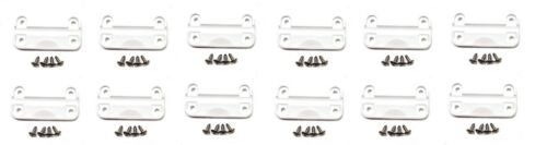 Plastic Hinge Replacement for Igloo Coolers Part # 24012 25-165 quart ice chest