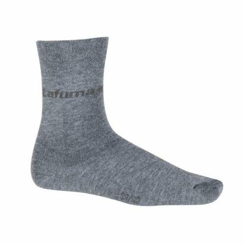 Lafuma fastlite double heather grey hiking sock anti-bulb