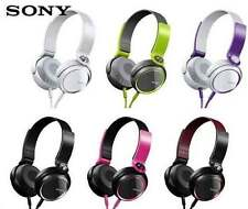 Sony MDR XB400 XB 400 Headset Headphone Earphone Handsfree Extra Bass