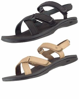 OluKai Nakue Women/'s Adjustable Strap Sandals