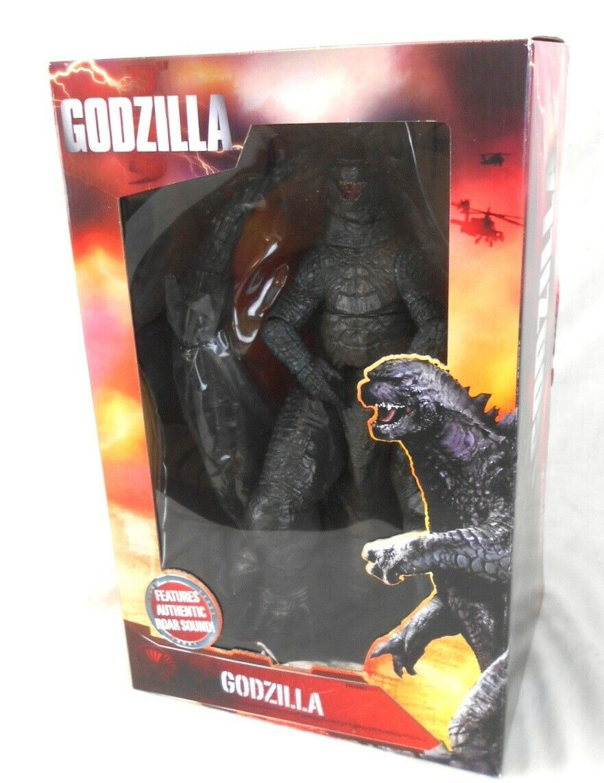 NECA Godzilla 12  de alto 24  cabeza a la cola estatuilla Menta en caja