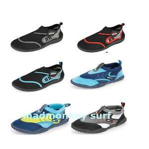 URBAN-BEACH-WATER-AQUA-SHOES-ADULTS-MENS-BOYS-swimming-surf-kayak-bodyboard