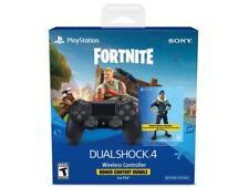 DualShock Playstation 4 Wireless Controller - Fortnite Bonus Content Bundle
