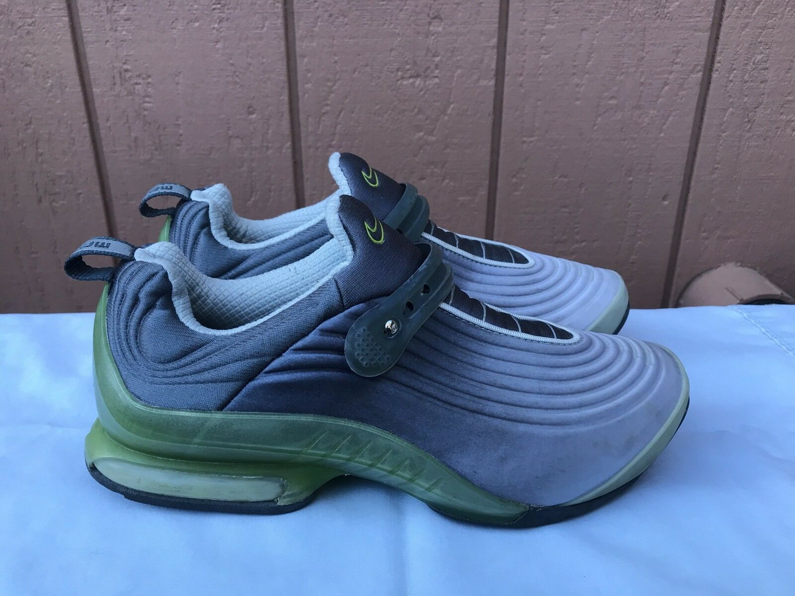 EUC RARE Nike Women's US 9.5 Air Max SPECTER Gray Running Shoes  A2