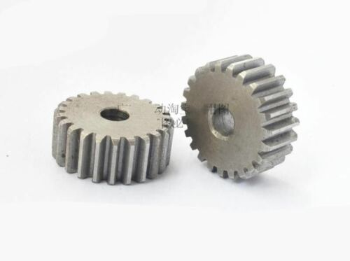 45# Steel Motor Spur Pinion Gear 3.0Mod 27//28//29Tooth Thickness 30mm x 1Pcs