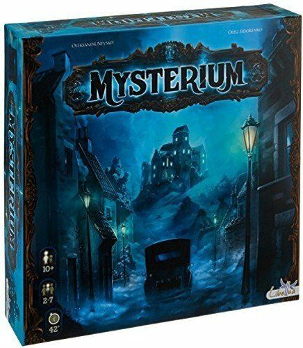 Libellud libmyst 01US Mysterium Board Game
