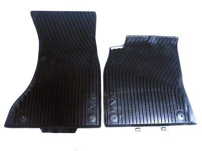 NEU Original Lengenfelder Gummimatten passend für Audi A4 B8 Gummi Fußmatten