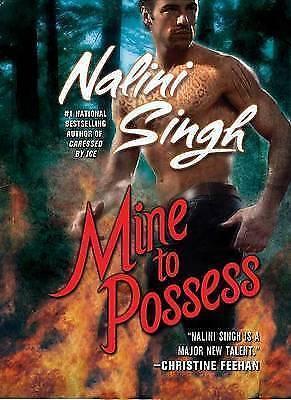 1 of 1 - Mine to Possess, Nalini Singh, Very Good Book