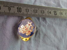INSIGNES CRESTS US VIETNAM  COLLAR DISC US AIR FORCE TIGRE VOLANT