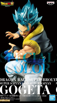 Banpresto Dragon ball Super Strongest fusion fighter Gogeta Color Special