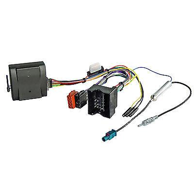 Radio adaptador bus CAN para Skoda Octavia Fabia superb Rapid a partir de 2003 Plug /& Play