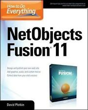How to Do Everything NetObjects Fusion 11-ExLibrary