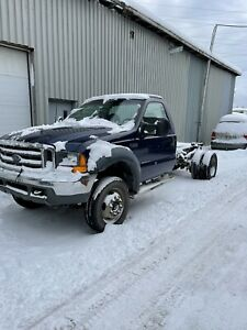 2001 Ford F 550