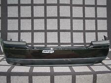 VOLVO S60 REAR BUMPER COVER BLACK OEM 2001 2002 2003 2004