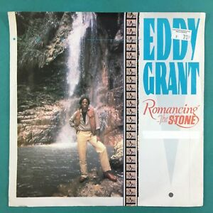 Eddy-Grant-Romancing-The-Stone-ICE-Records-ICE-61-Ex-Condition