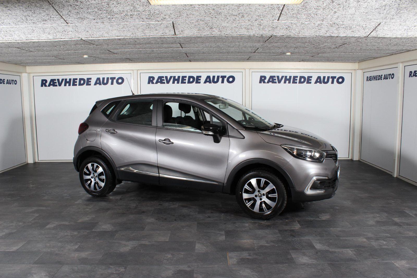 Renault Captur 0,9 TCe 90 Zen 5d - 167.500 kr.