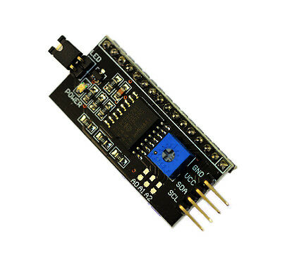 5Pcs IIC/I2C Serial Interface Board Module For Arduino LCD1602 NEW Arrival
