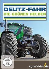 DVD Deutz-Fahr - Die grünen Helden Agrotron Pflügen Eggen Drillen Traktoren