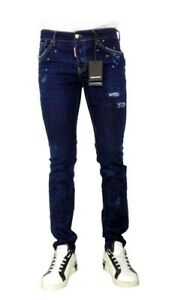 BNWT DSQUARED2 D2 UOMO JEANS