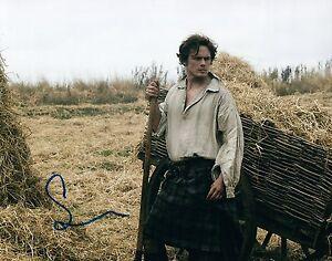 Sam-Heughan-Signed-Autographed-8x10-Photo-Outlander-COA-VD