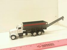 1/64 ERTL custom farm toy fs pete farm services bulk fertilizer delivery truck