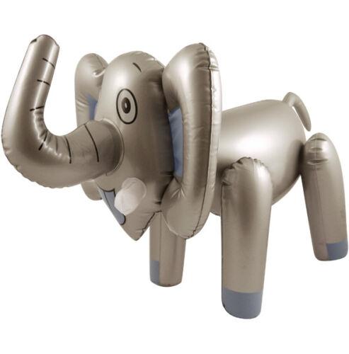 5//10//15//20 Inflatable Elephant 65cm Animal Toy Safari Novelty Scene Setter Party