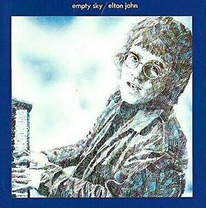 ELTON-JOHN-EMPTY-SKY-D-Remastered-CD-w-BONUS-Trax-NEW