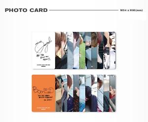 Golden Child 3rd Mini Album Wish Photo Card Bomin Jibeom Seungmin Joochan Tag Ebay