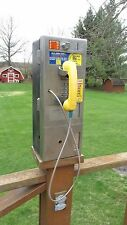 Vintage Push Button Payphone Touch Tone AT&T Telephone 1980's Mancave Decor