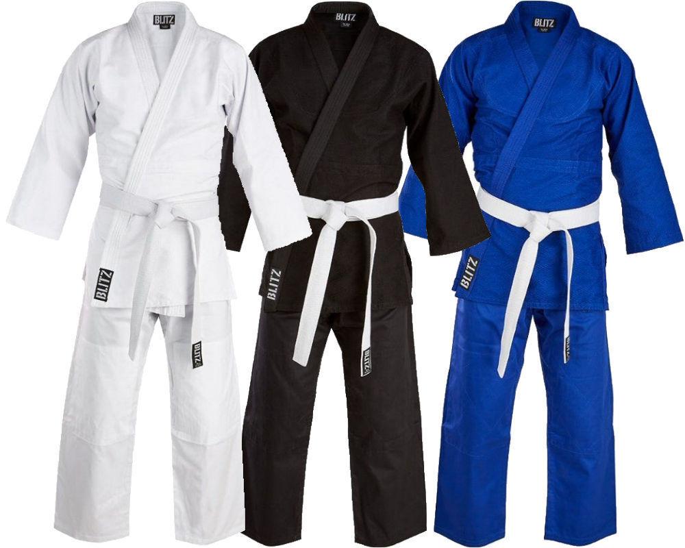 Blitz Adult Cotton Student Judo Suit 450gsm
