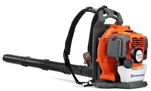 New-HUSQVARNA-130BT-29-5CC-Gas-2-Cycle-Leaf-Debris-Backpack-Blower-145-Mph