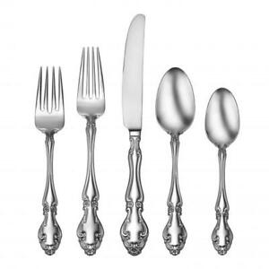 Oneida 1810 Stainless Fine Flatware Sets Service For 12 Choice