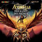 Die Chroniken von Avantia: Der Kampf des Phönix von Adam Blade (2012)