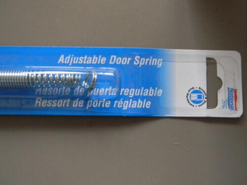 National Adjustable Door Spring