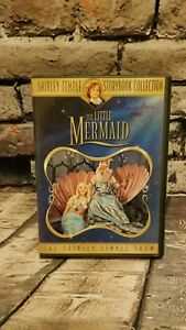 DVD Shirley Temple Storybook Collection The Little Mermaid Nina Foch Ray Walston
