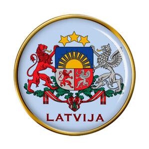 Lettonie-Broche-Badge